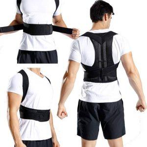 Faja Corrector De Postura para Dolor Espalda Estres Fatiga  VIS-62251