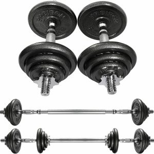 Set De Mancuernas 20kg MAX-20