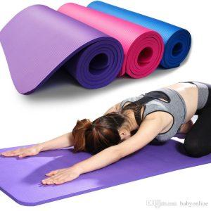 Mat yoga 10 mm