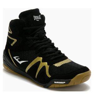 Zapatilla de Boxeo Pivt Negro 9283592745