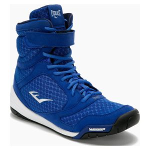 Zapatilla de Boxeo Unisex Elite Azul 9283592653