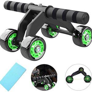rueda abdominal 3 ruedas HP091
