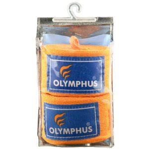 Pack 2 Vendas Box Premium Anaranjadas Olymphus CV00B2