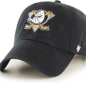 Gorra Anaheim Ducks 47 Brand Clean Up NHL Team negro HNLRGW25GWSBKC