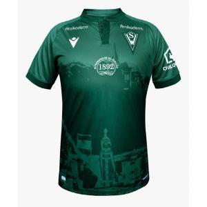 Camiseta Macron Santiago Wanderers 2021 Local Hombre MA32409