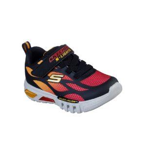 Zapatillas Skechers BOYS' FLEX-GLOW – DEZLOM 400016N-BKRD