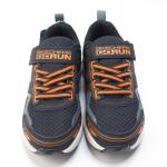 Zapatillas Skechers BOYS' GO RUN CONSISTENT 405010L-BKOR