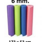Matt Yoga 6mm 60130744
