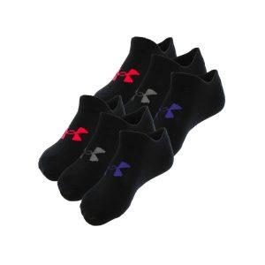 Calcetines Under Armour Essentials No Show 6 Pares 1332982-001