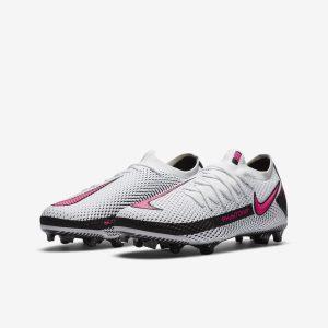 Zapatos de fútbol para terreno firme para niños talla grande Nike Jr. Phantom GT Pro FG. CK8473-160